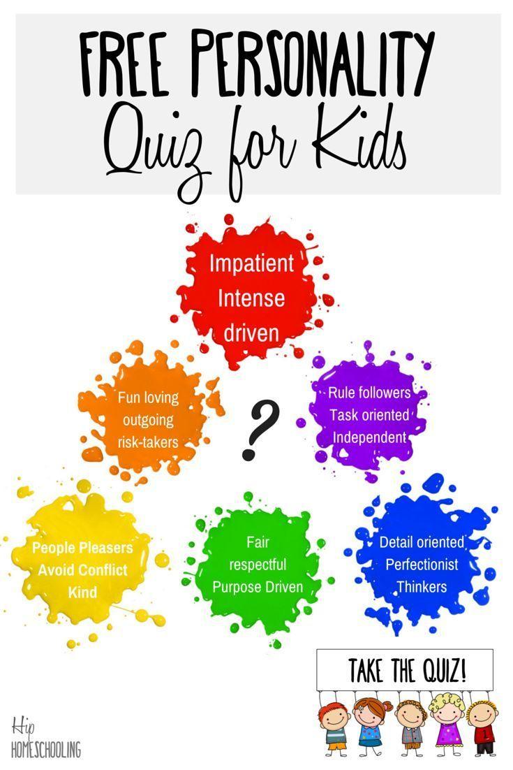 Graphic : Test De Personnalité Pour Les Enfants tout Memory Enfant Gratuit