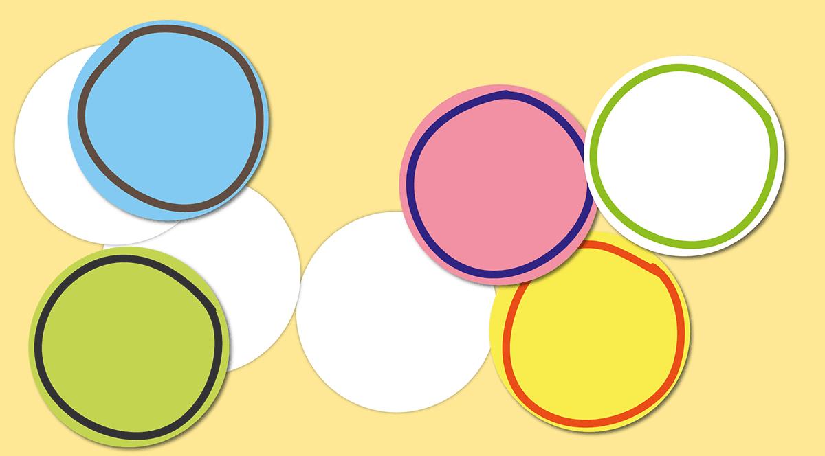 Graphisme Petite Section Faire Le Rond | Exercice Maternelle tout Graphisme En Petite Section