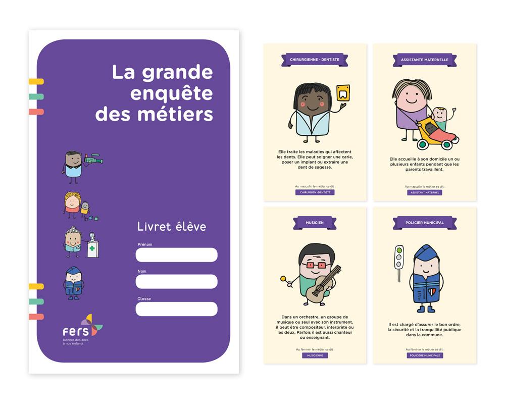 Graphiste Illustratrice - Création D'un Jeu Pédagogique Illustré intérieur Jeux Pedagogique Maternelle