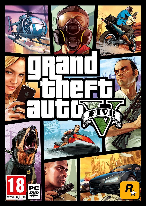 Gta (Grand Theft Auto) 5 - Jeuxvideo serapportantà Jeux Video 5 Ans