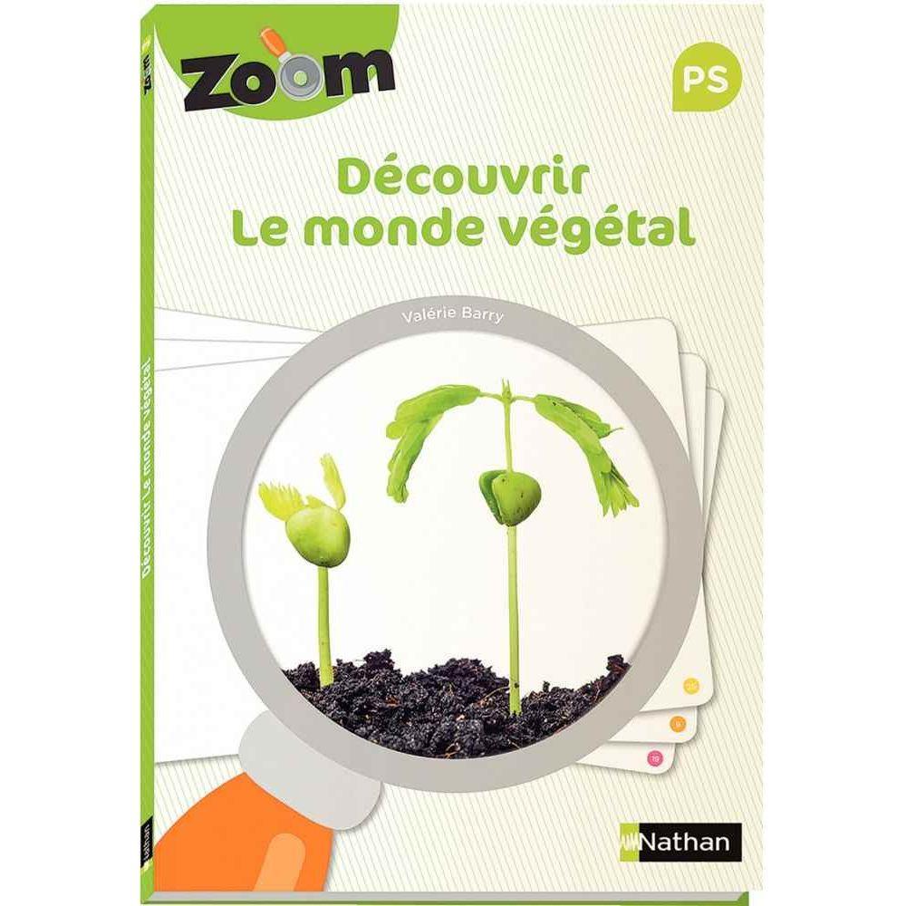 Guide Zoom Découvrir Le Monde Végétal Petite Section intérieur Jeux Educatif Petite Section