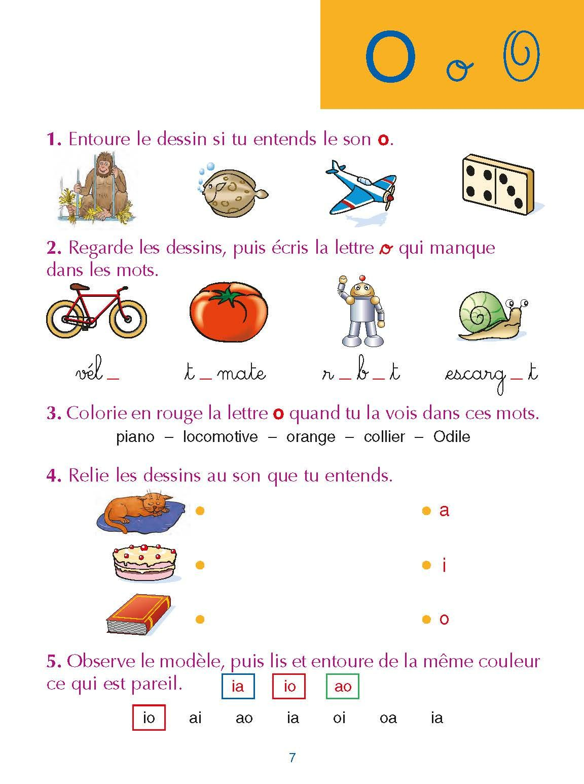 Hachette Education Sami Et Julie Méthode Syllabique Cahier destiné Jeux Ludique Maternelle