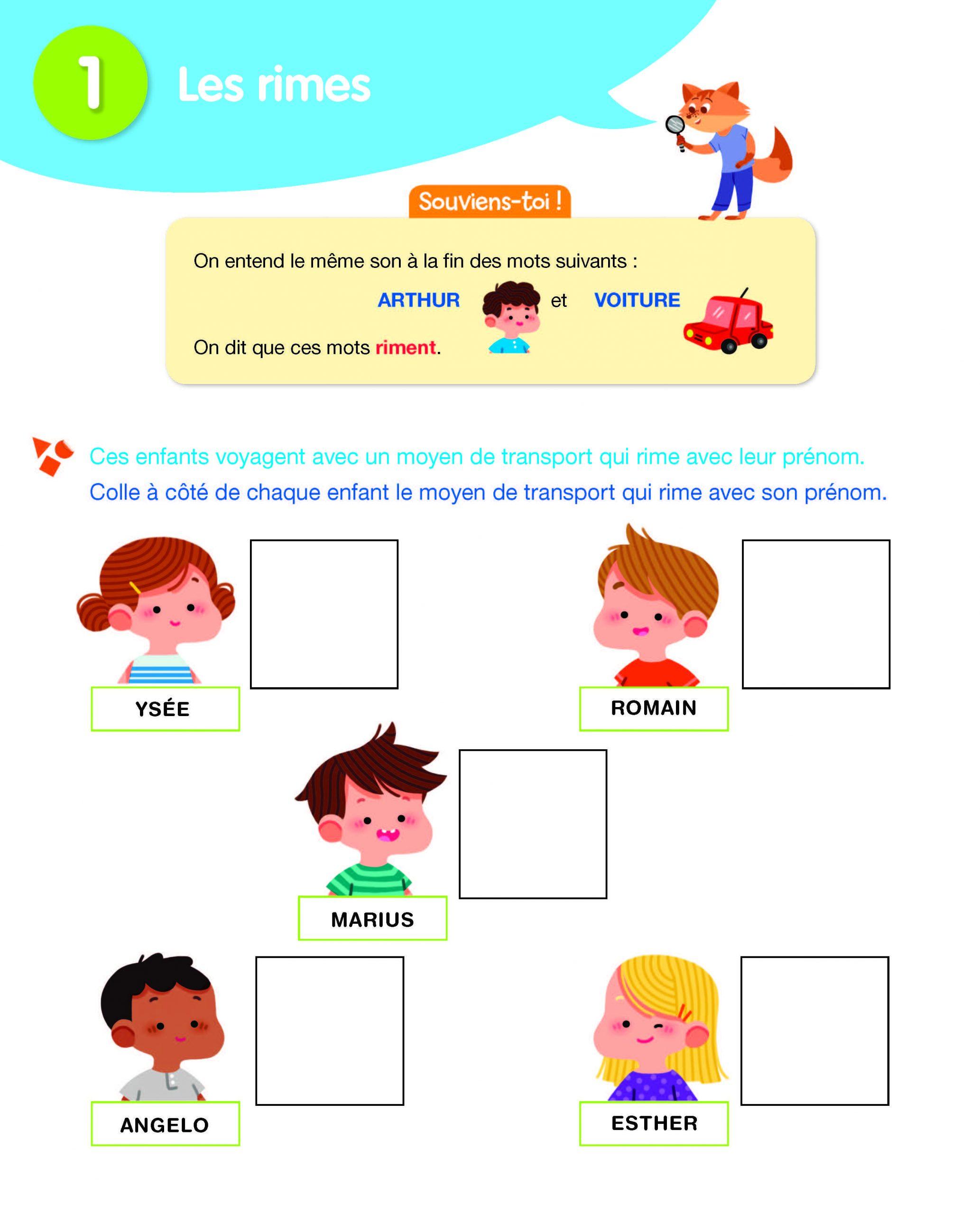Hachette Education Toute Ma Maternelle Grande Section pour Exercice Gs En Ligne