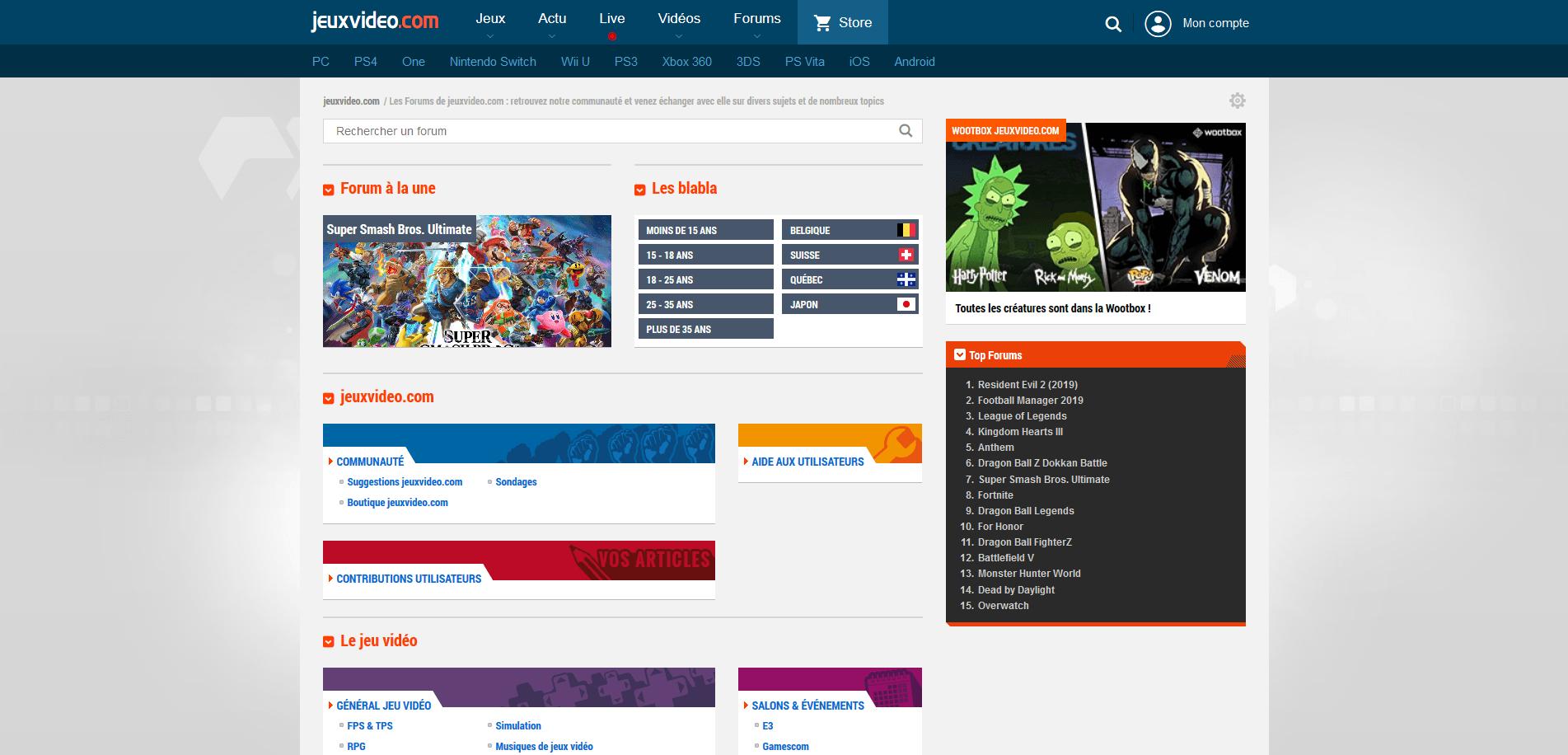 Haine En Ligne : Jeuxvideo S'engage À Vérifier Les serapportantà Jeux Video 5 Ans