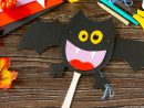 Halloween 🎃 : Idée Bricolage, Activités Manuelles Faciles pour Activité Fille 6 Ans