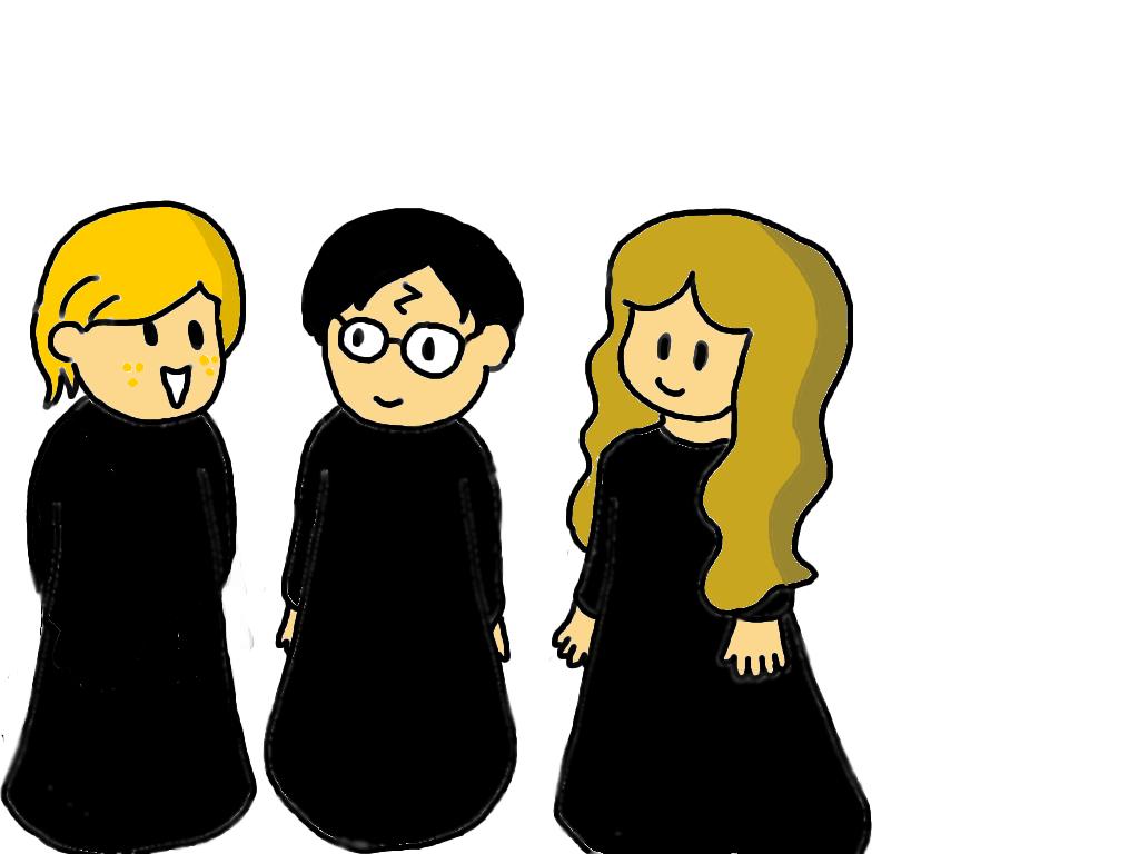 Harry Potter À L'école Des Sorciers - Les Dessins De Julia tout Dessin D Harry Potter