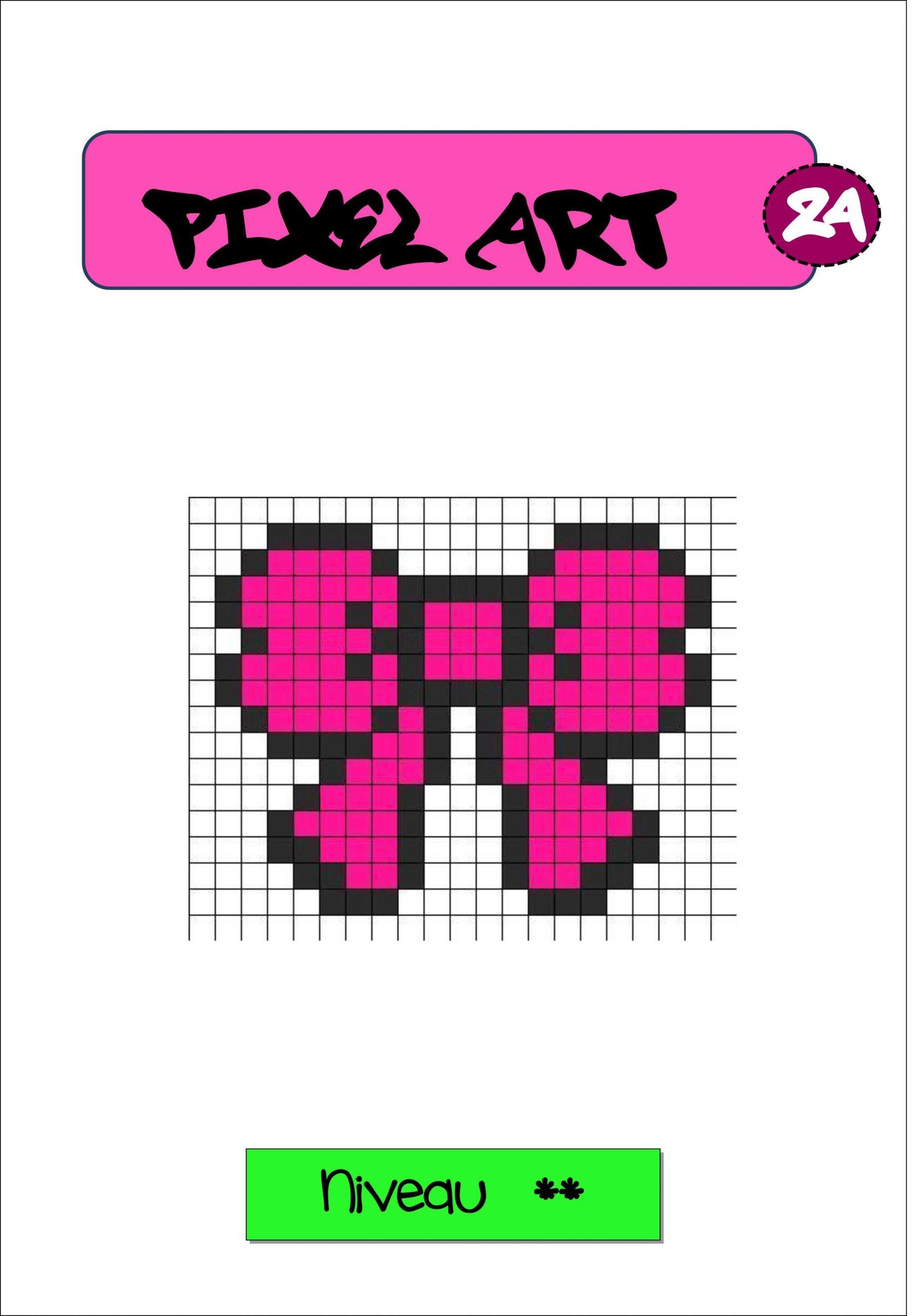 Harry Potter Pixel Art Worksheet | Printable Worksheets And dedans Jeux Dessin Pixel
