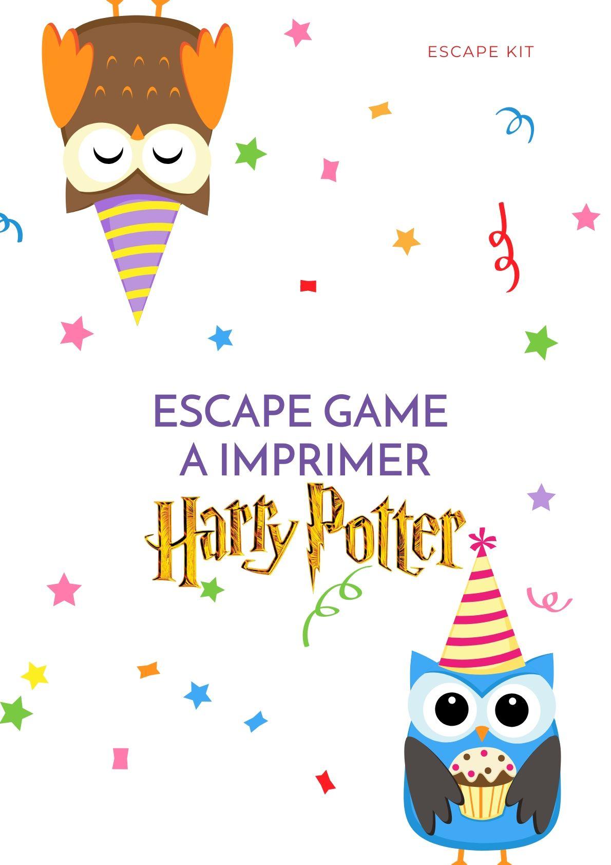 Harry Potter Pour Enfants A Télécharger, Jeu Escape Game A dedans Telecharger Jeux Enfant