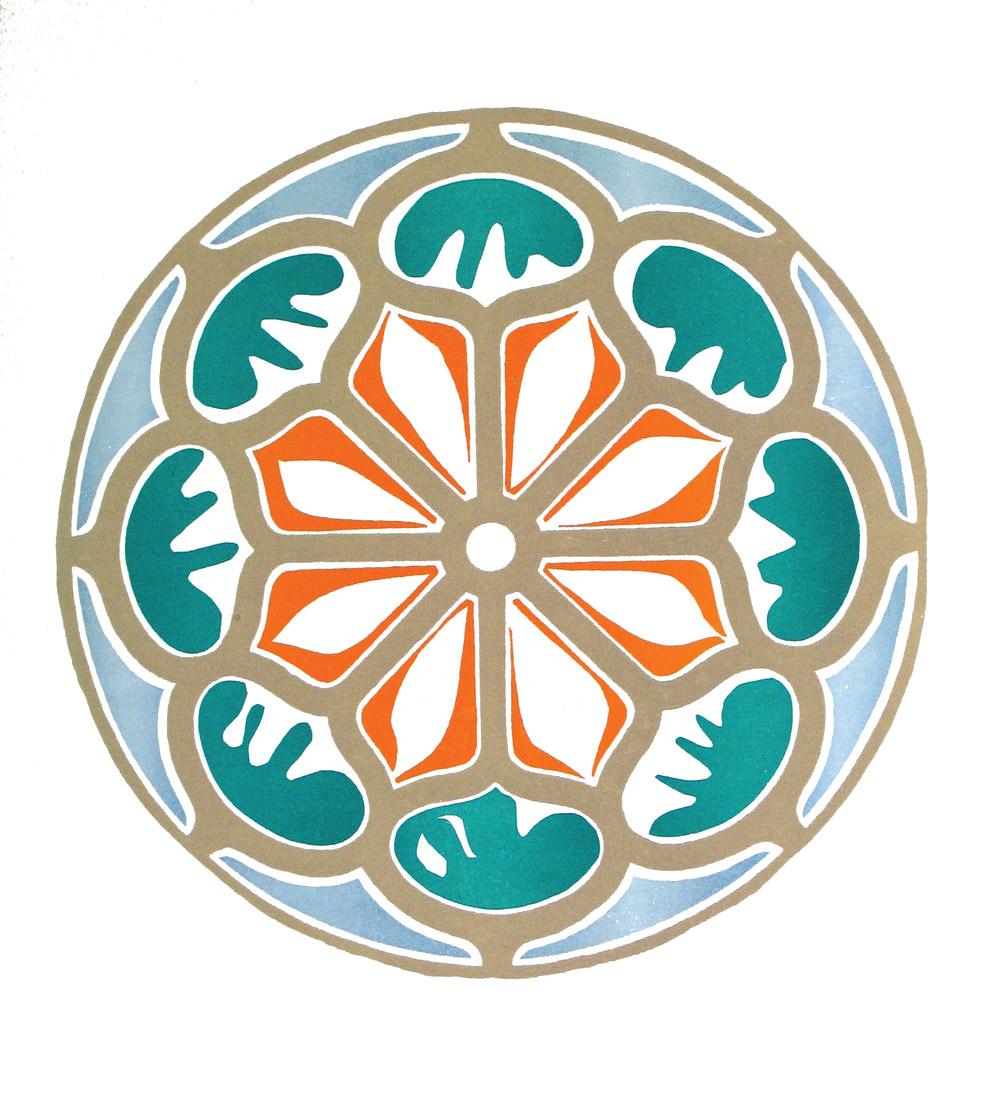 Henri Matisse Rosace destiné Image De Rosace