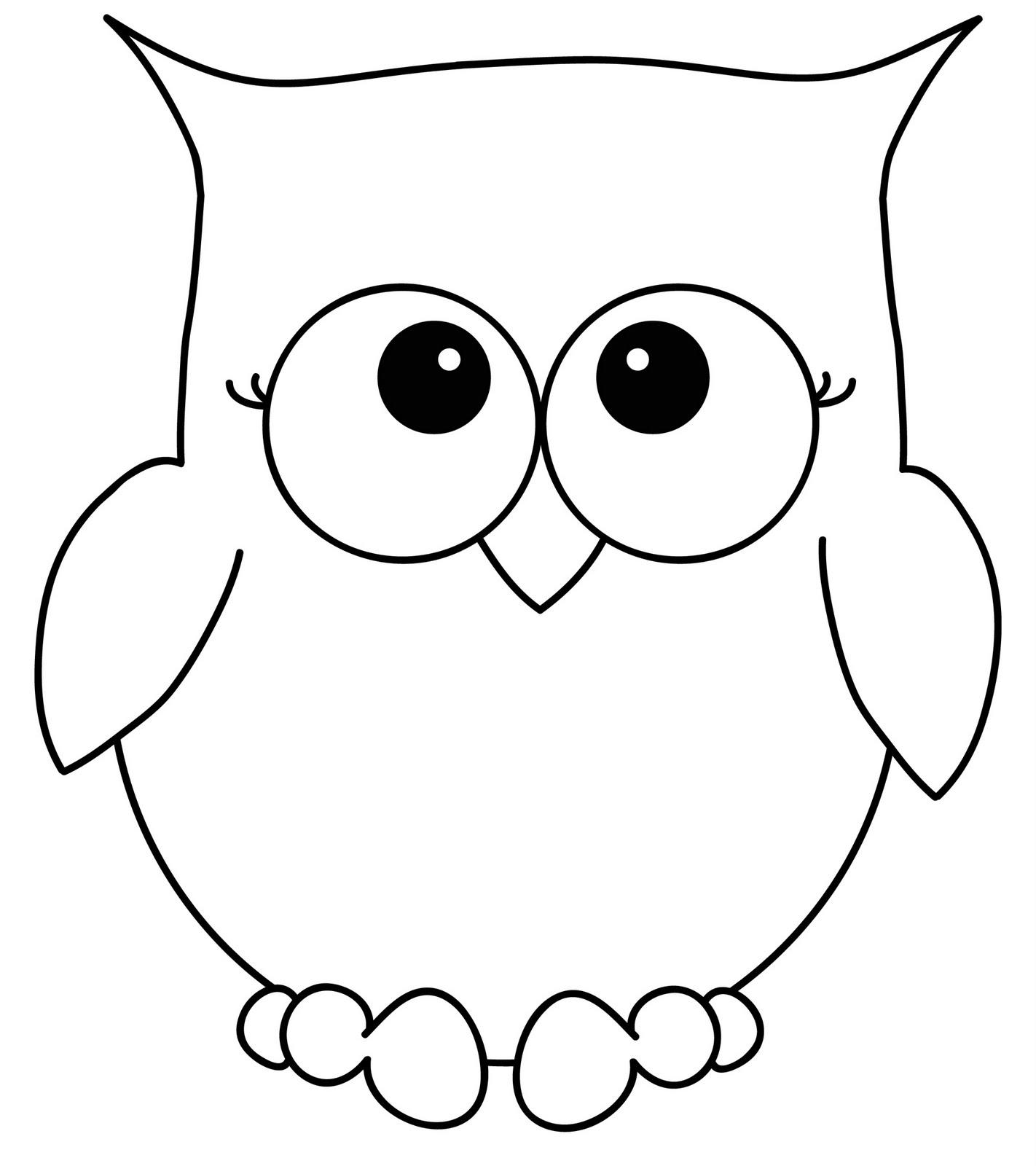 Hibou #11 (Animaux) – Coloriages À Imprimer pour Hibou A Imprimer