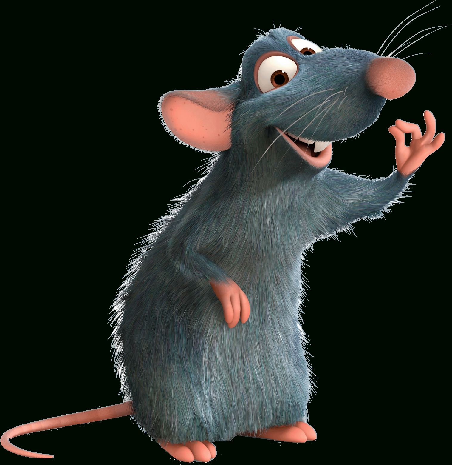 Hollywood Film Pixar The Walt Company Rat - Rauille dedans Dessin Ratatouille