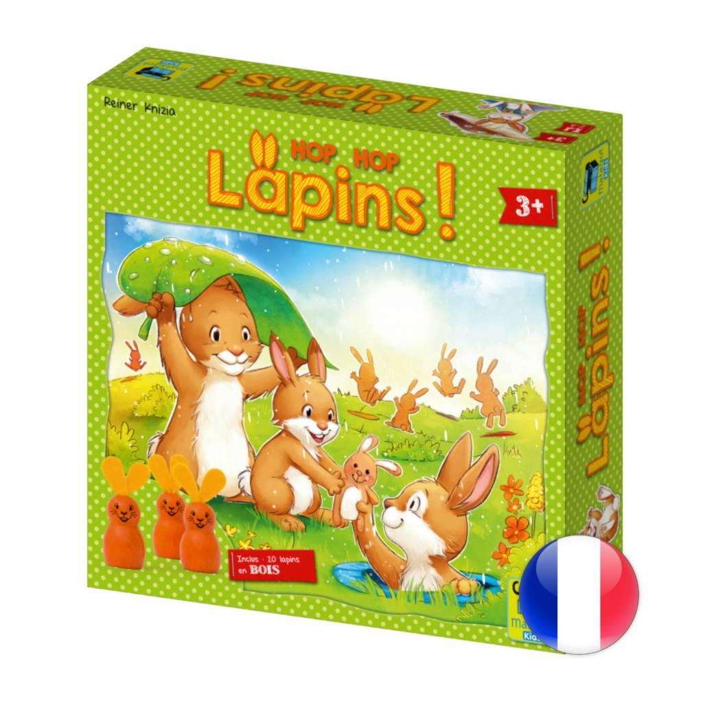 Hop Hop Lapins! Un Jeu Simple Et Amusant Pour Les Enfants De 3 Ans Et Plus! intérieur Jeux Pour Un Enfant De 3 Ans