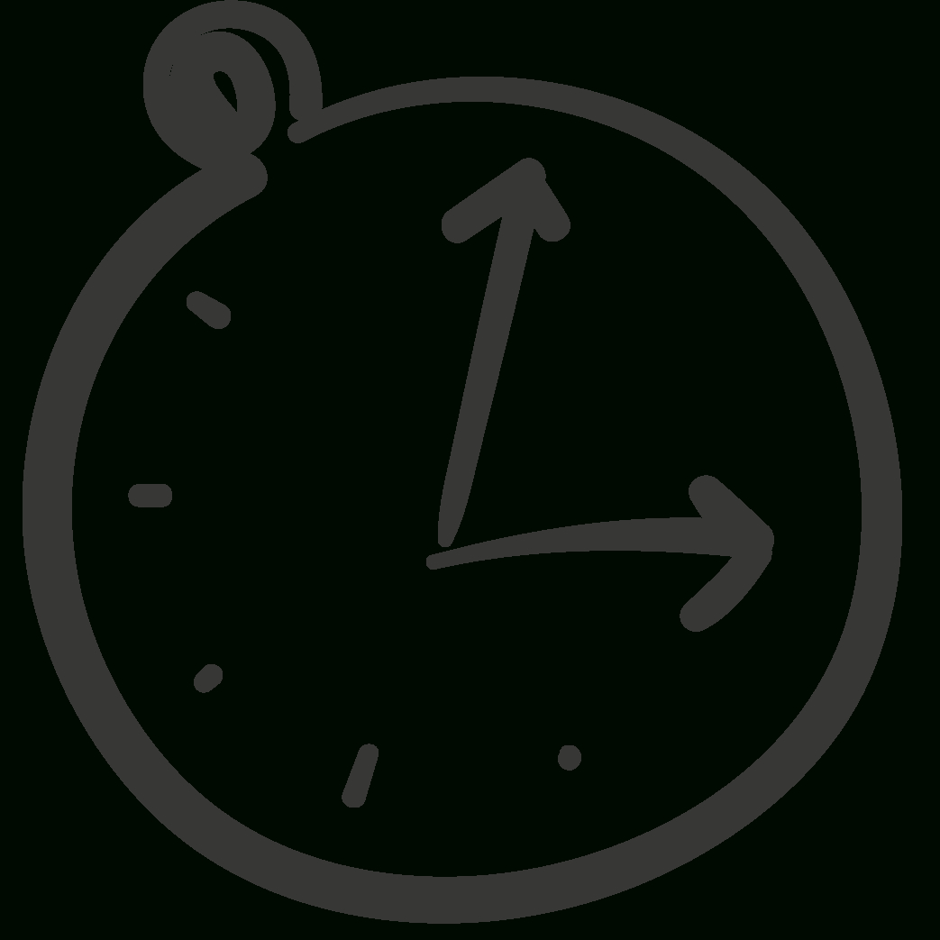 Horloge Dessin Png » Png Image pour Dessin D Horloge