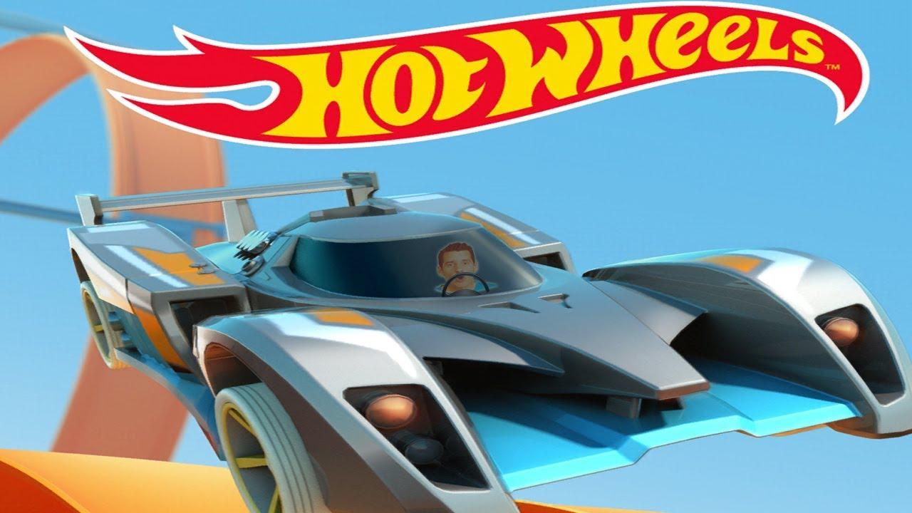 Hotwheels intérieur Jeux De Voiture Jaune