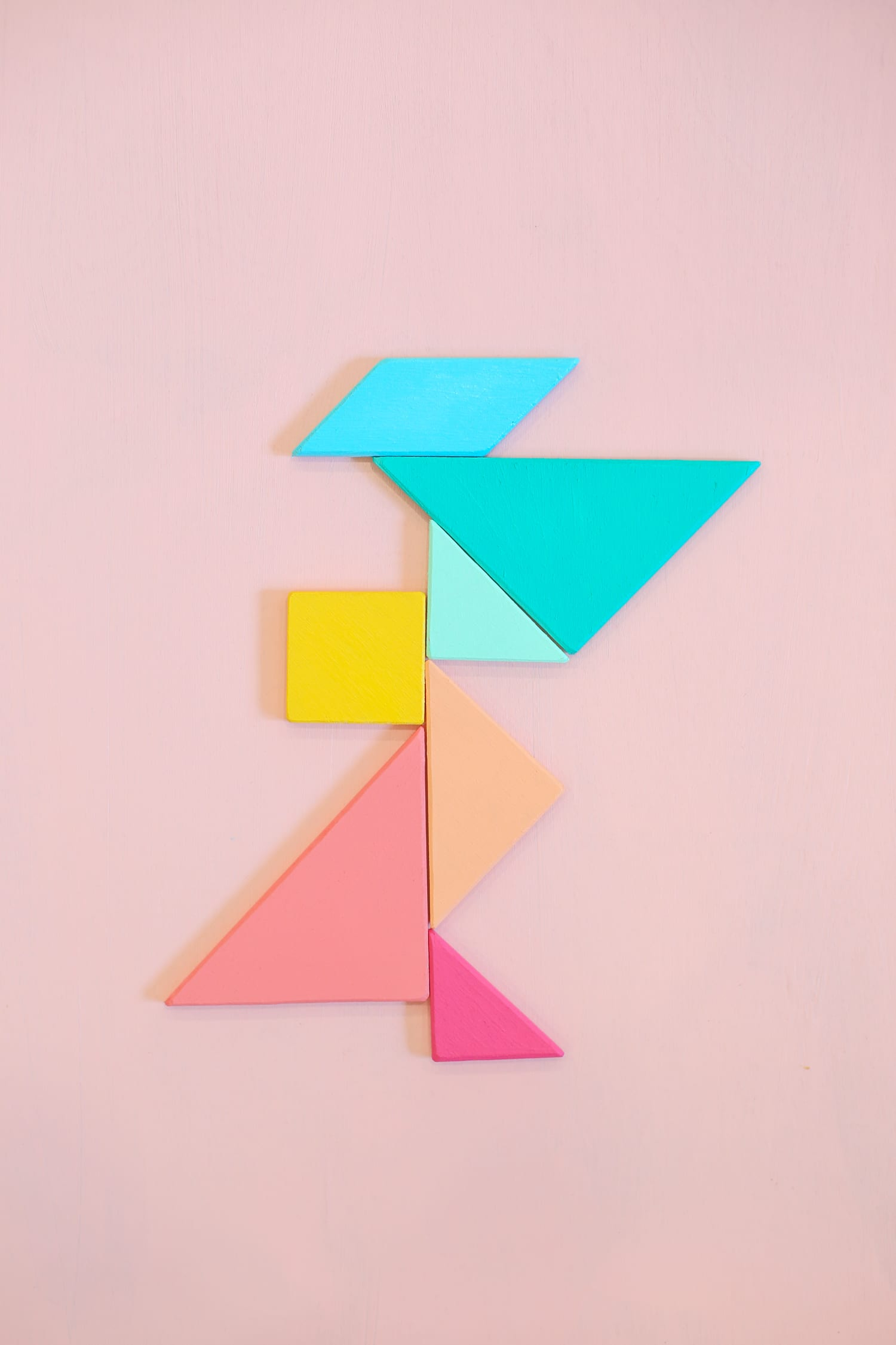 How To Make Tangrams And Tangram Shapes For Kids intérieur Tangram Simple