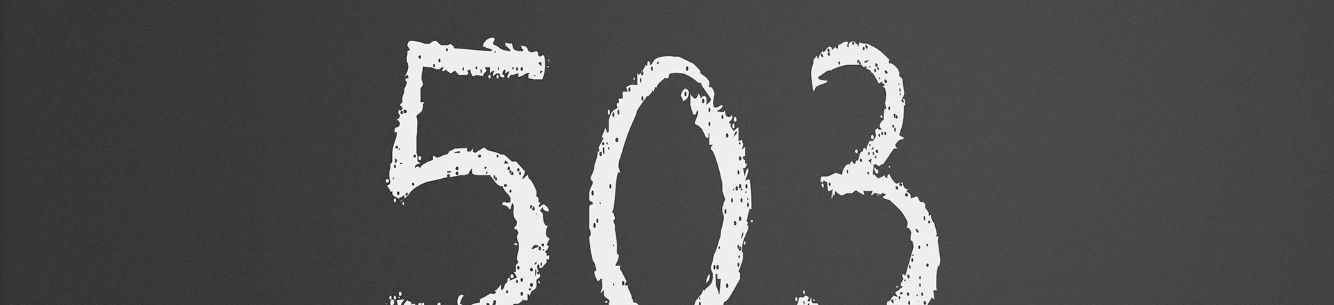 Http Erreur 503 (Service Unavailable) : Corriger Les Erreurs pour Jeux Des Erreurs Gratuit