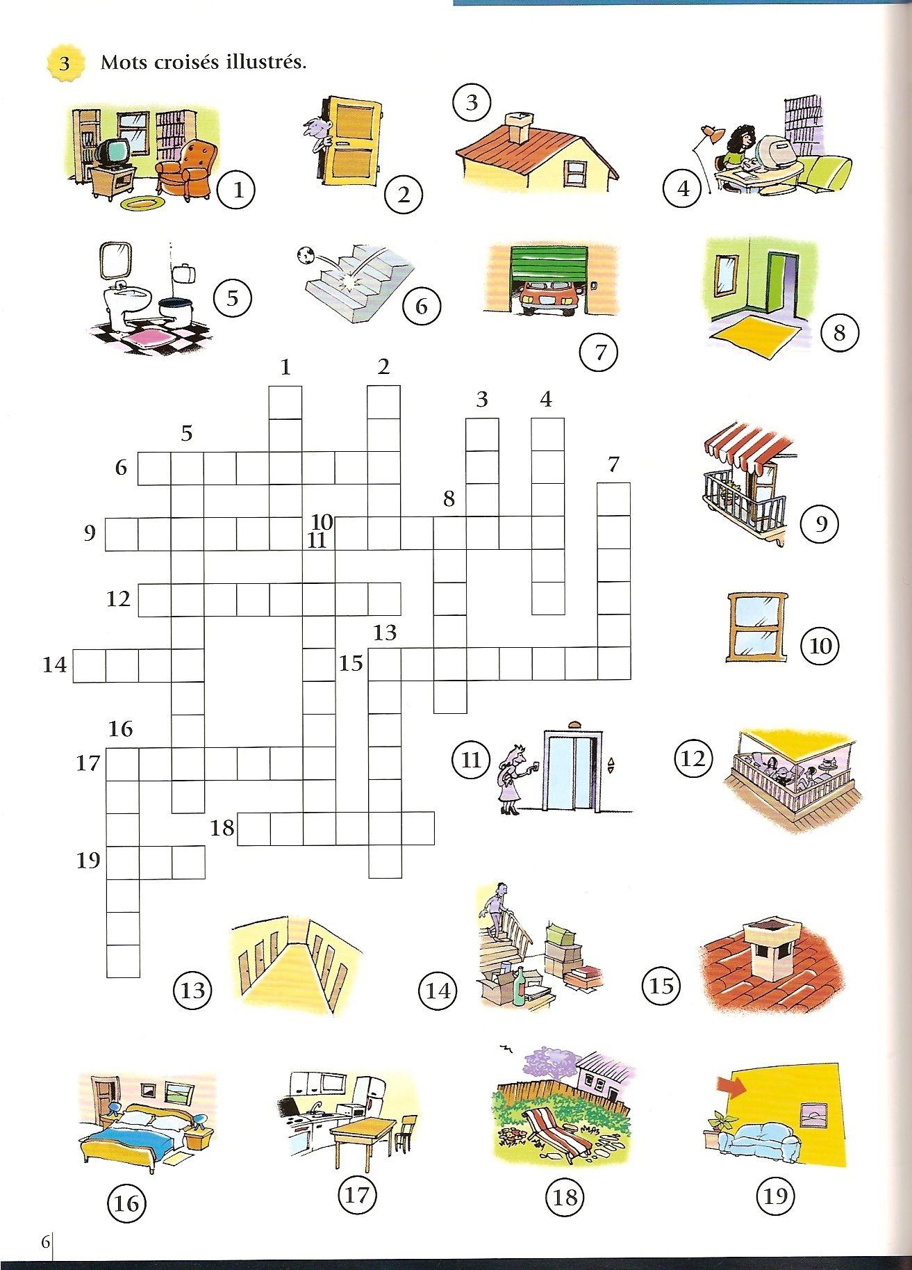 Http://.iessuel.es/portal/index.php/component/content avec Mots Fleches Pour Enfants
