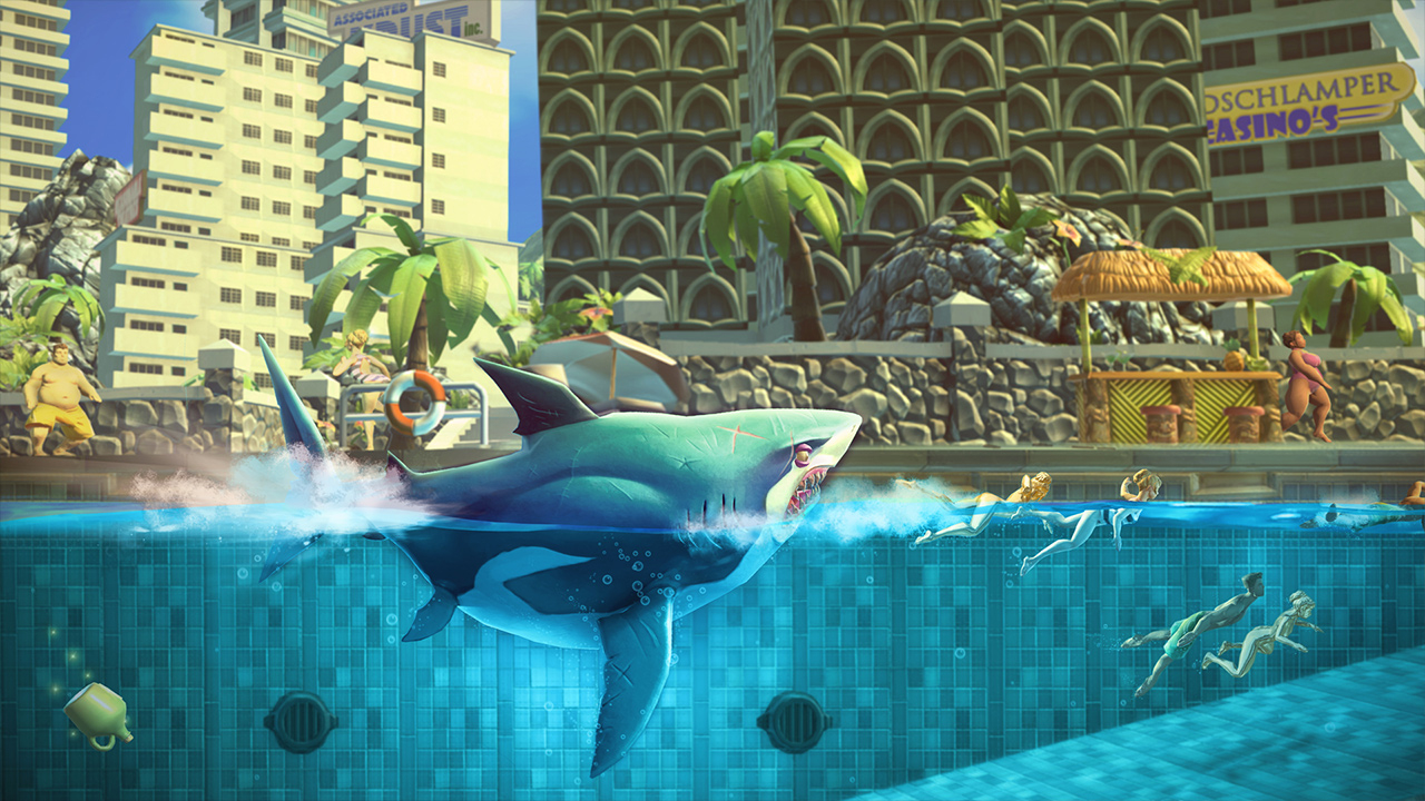 Hungry Shark World - Test Nintendo Switch | Insert Coin tout Requin Jeux Video