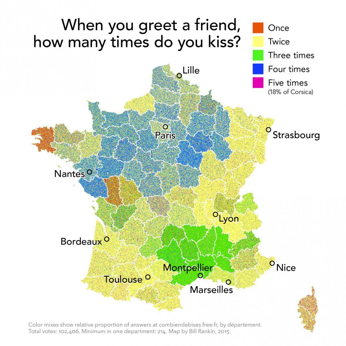 "I Fucking Love Maps On Twitter: ""how Many You Should #kiss avec Combien De Departement En France"