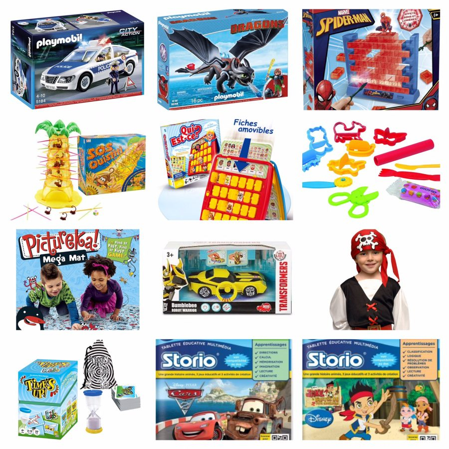 Idee Cadeau 3 - 4 Ans Garcon - Mon Blog - Modaliza Photographe destiné Jeux Pour Garcon 3 Ans