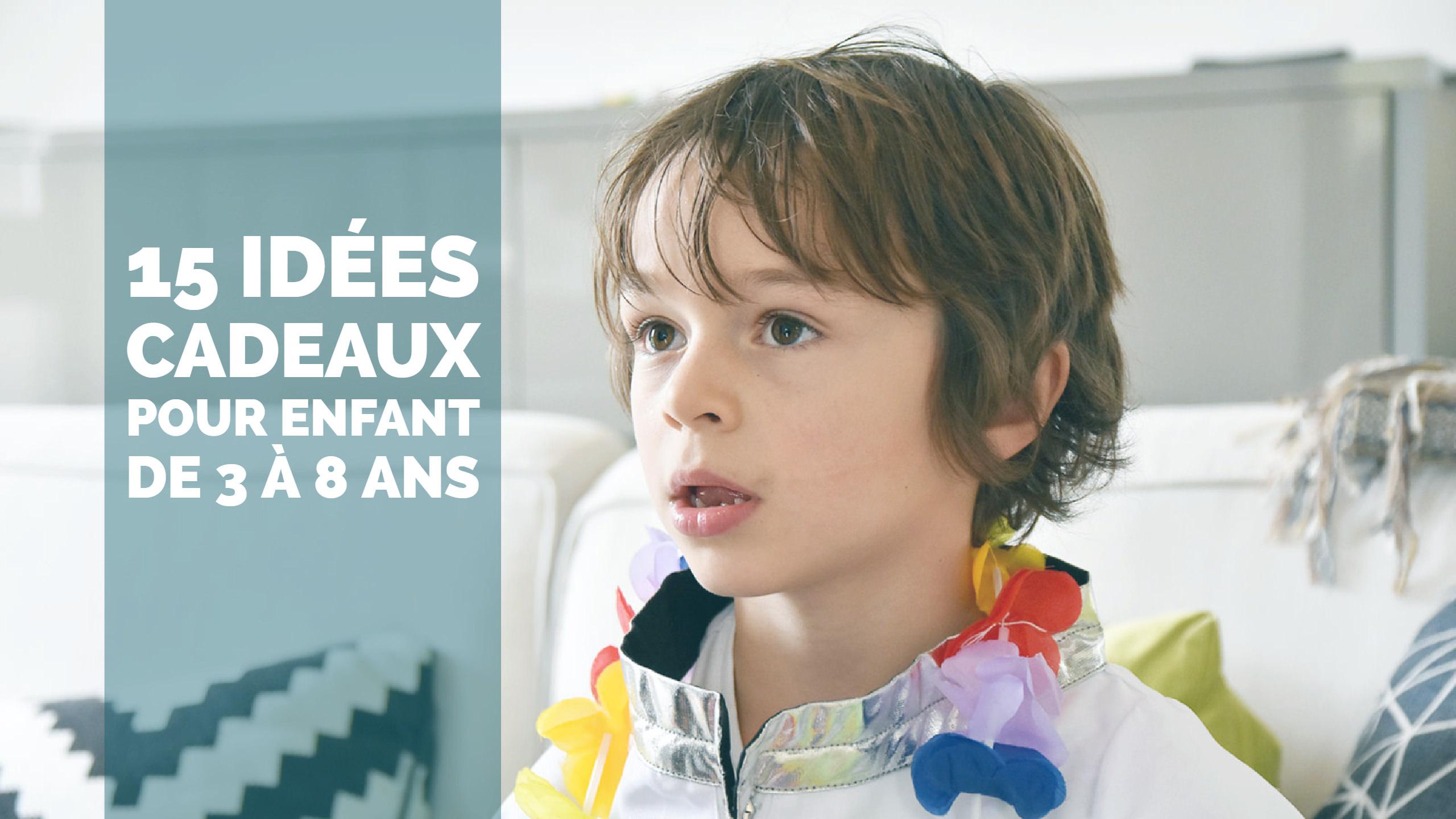 Idée De Cadeau Pour Enfant De 3 Ans À 8 Ans - Be Frenchie serapportantà Jeux En Ligne Garcon 3 Ans