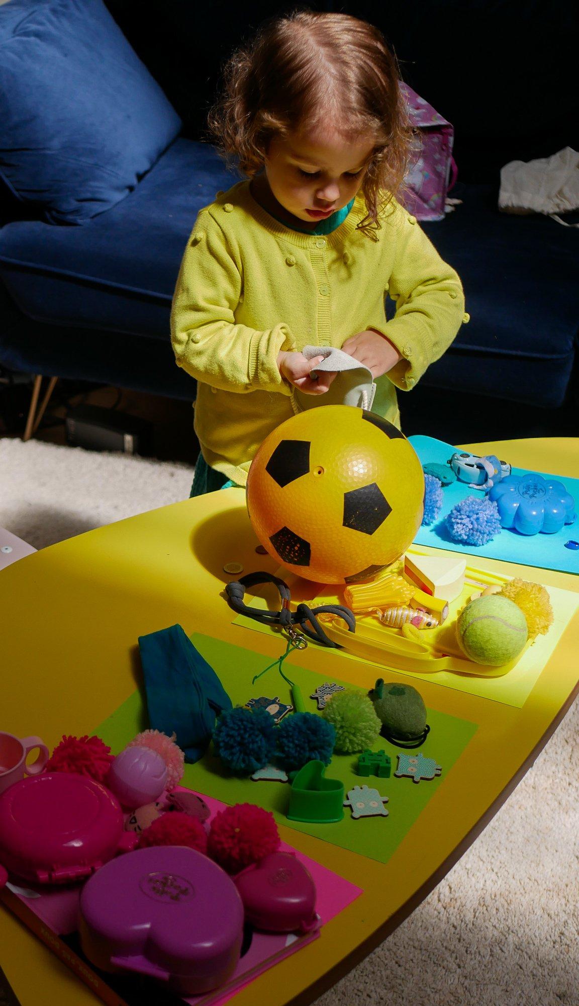 Idées D'activités Pour Un Enfant De 3 Ans - With A Love Like dedans Activité 2 3 Ans