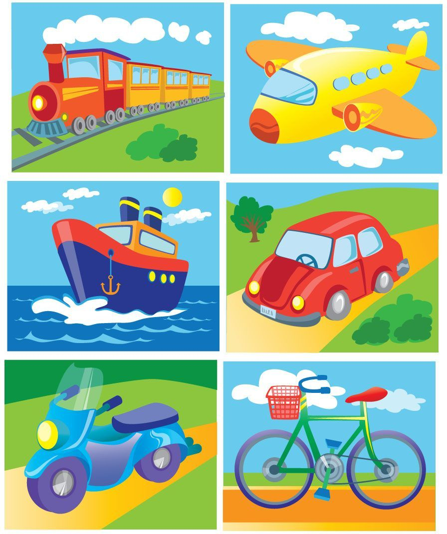 Idées De Jeux Ludiques Pour Les Petits | Transport pour Jeux Educatif Petite Section