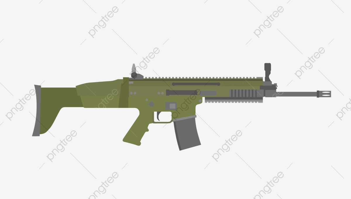 Illustrateur De Fusil Illustration Militaire Militaire pour Comment Dessiner Un Fusil