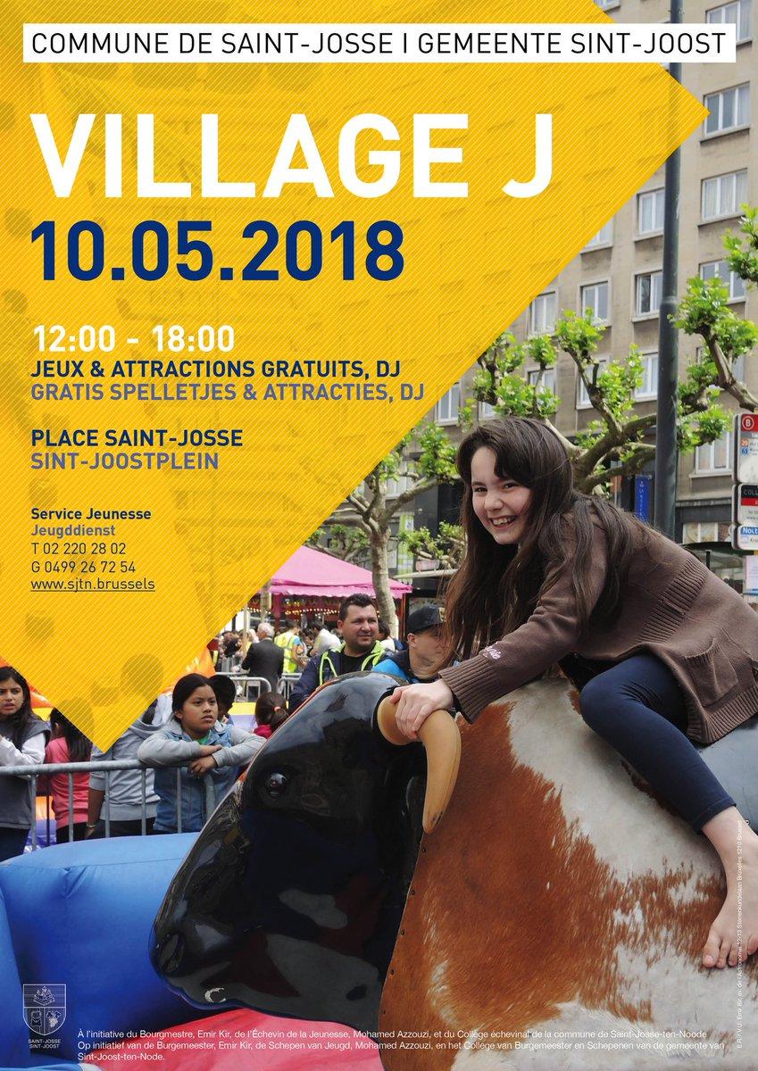 """Ilovesaintjosse On Twitter: """"#event #kids 10.05.18 Village J serapportantà Jeux Gratuit De Village"""