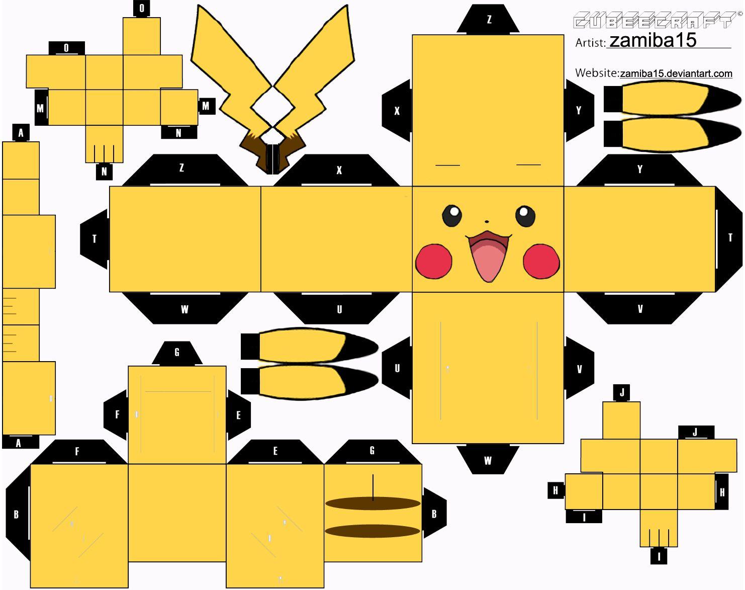 Image Detail For -Paper Toys : L'art Des Jouets En Papier encequiconcerne Paper Toy A Imprimer