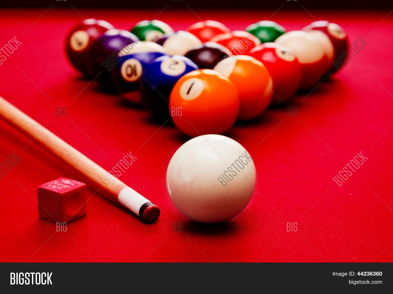Image Et Photo De Jeu De Billard (Essai Gratuit) | Bigstock pour Jeux Gratuit Billard