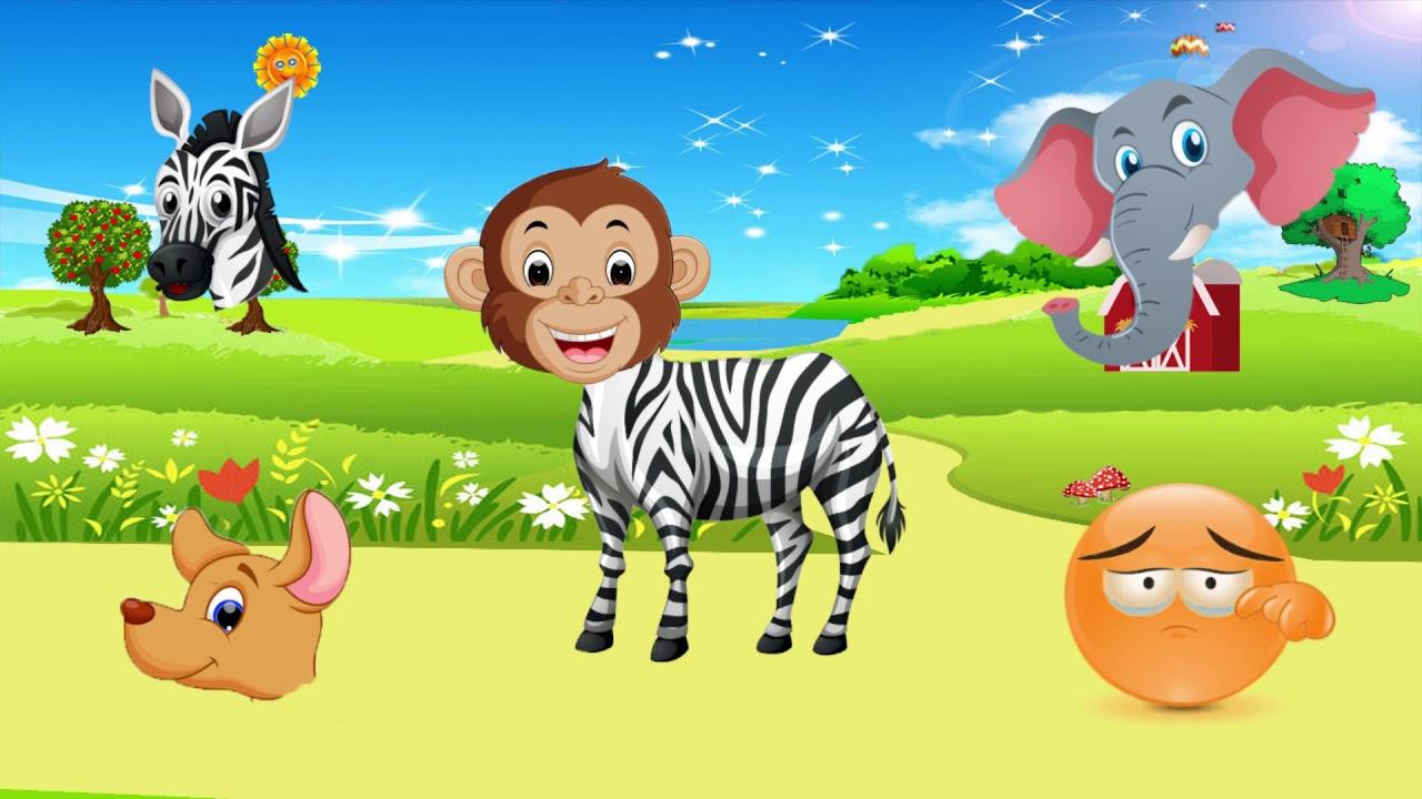 Image Et Son Animaux Pour Bébé Apprendre Les Animaux En Anglais Les Animaux  Fantastiques Partie 17 tout Apprendre Les Animaux Pour Bebe