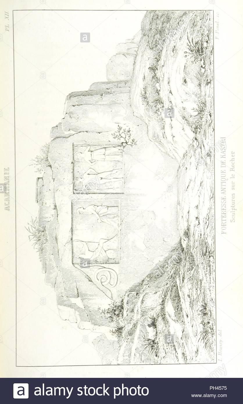 Image From Page 449 Of 'le Mont Olympe Et L'acarnanie dedans Anciennes Régions