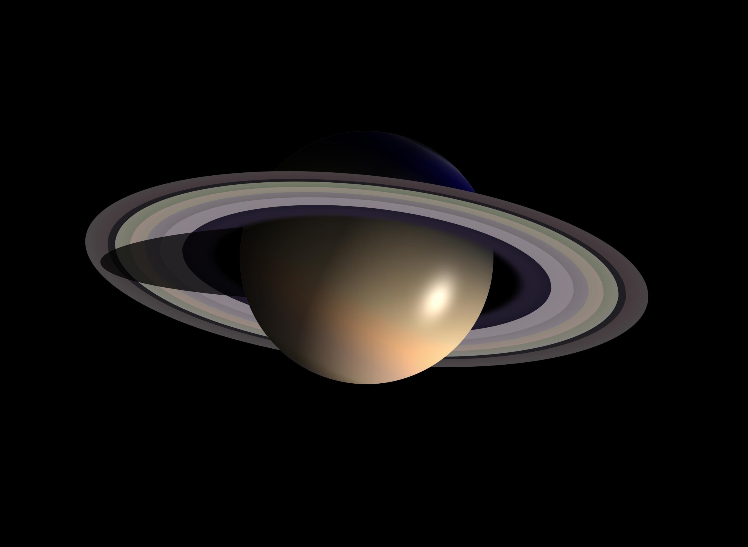 Image Libre: Saturn Planète, Système Solaire, Dessin, Univers serapportantà Dessin Du Système Solaire