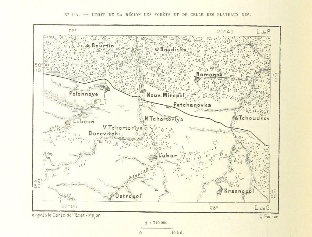Image Taken From Page 548 Of 'nouvelle Géographie Univers tout Carte Nouvelle Region