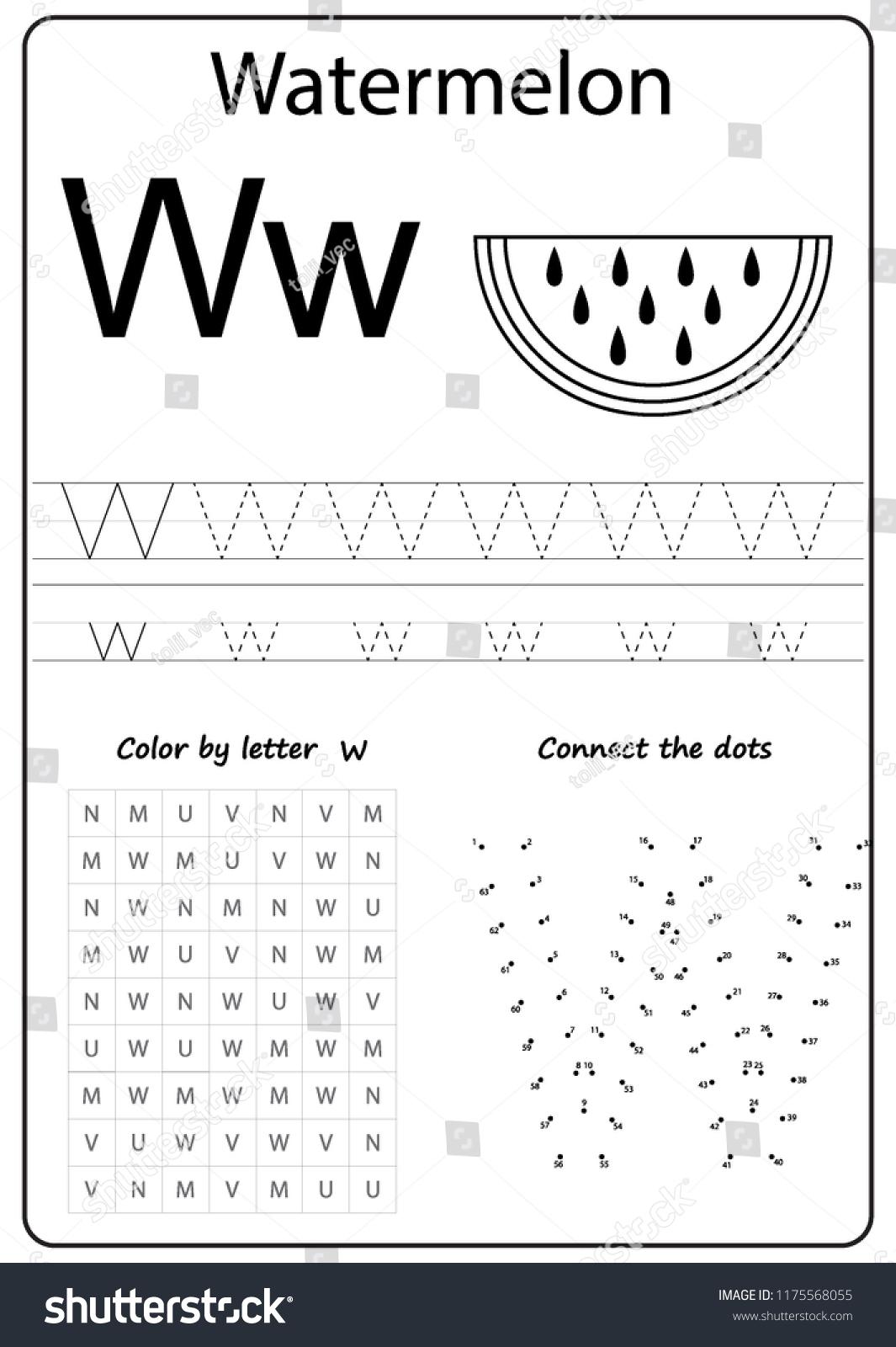 Image Vectorielle De Stock De Écrire A-Z, Alphabet, Faire concernant Ecrire L Alphabet