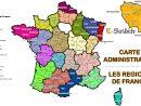 Images De Plans Et Cartes De France - Arts Et Voyages pour Carte France Avec Region