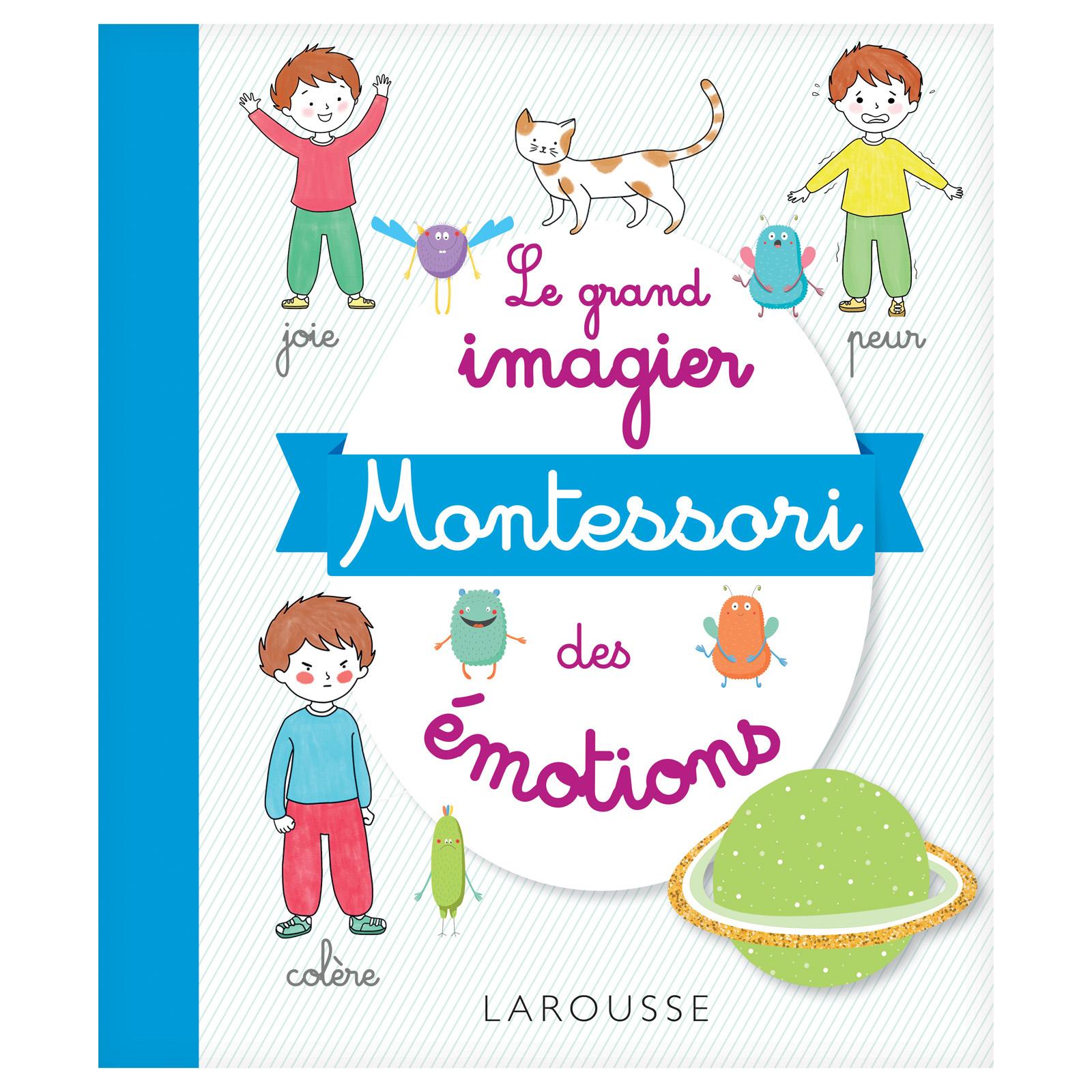 Imagier Montessori Des Émotions encequiconcerne Imagier Bébé En Ligne