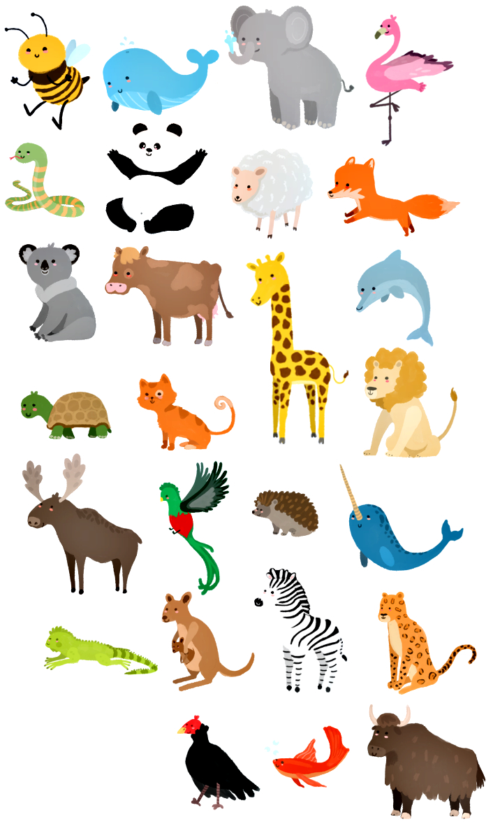 Imagier : Sequence 2Les Animaux - 1, 2, 3, Nous Irons Au concernant Apprendre Les Animaux Pour Bebe