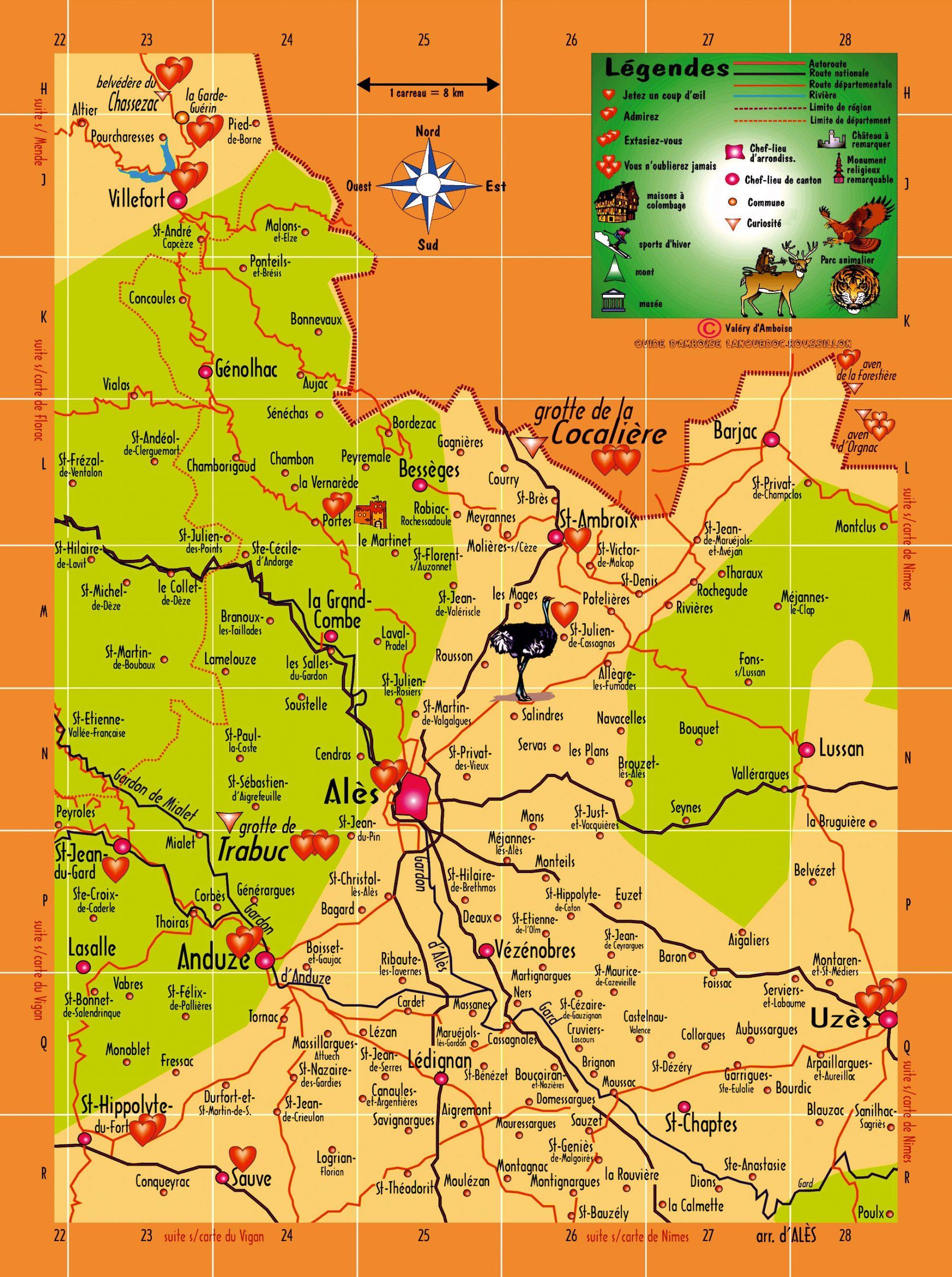 Index Of /guides/30-Gard/30-Cartes/30-Cartes-Arrondiss à Carte Region Departement