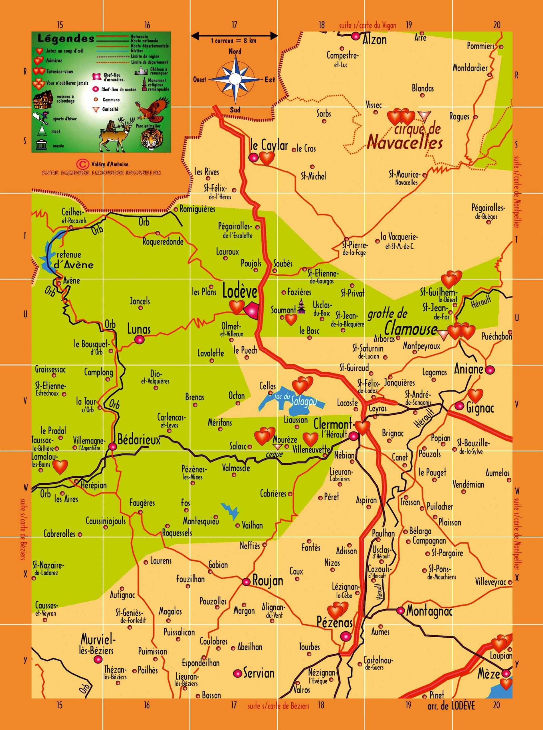 Index Of /guides/34-Herault/34-Cartes/34-Cartes-Arrondiss destiné Carte Region Departement