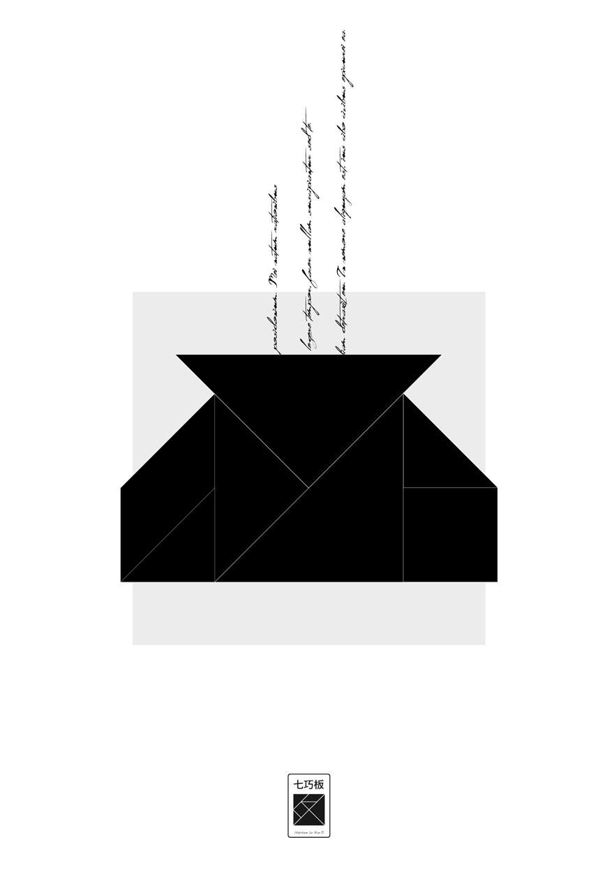 Index Of /images/yoxview/illustration/tangram destiné Tangram Lapin