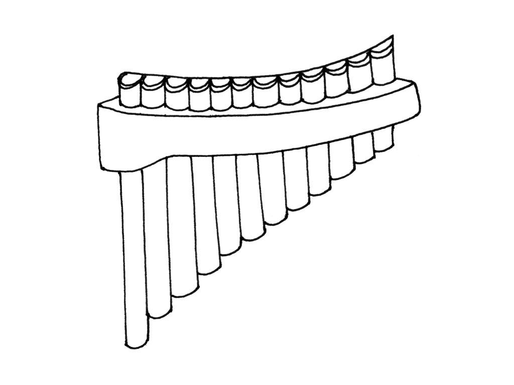 Instruments De Musique #218 (Objets) – Coloriages À Imprimer intérieur Image Instrument De Musique À Imprimer