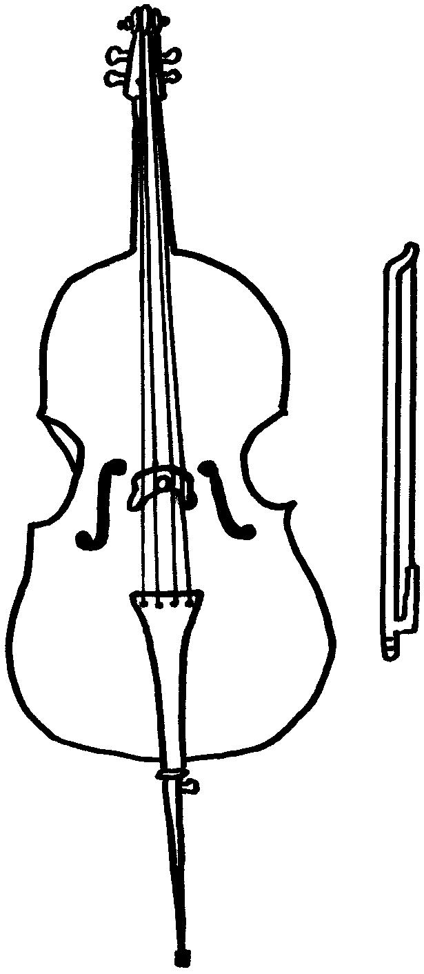 Instruments De Musique #250 (Objets) – Coloriages À Imprimer destiné Image Instrument De Musique À Imprimer