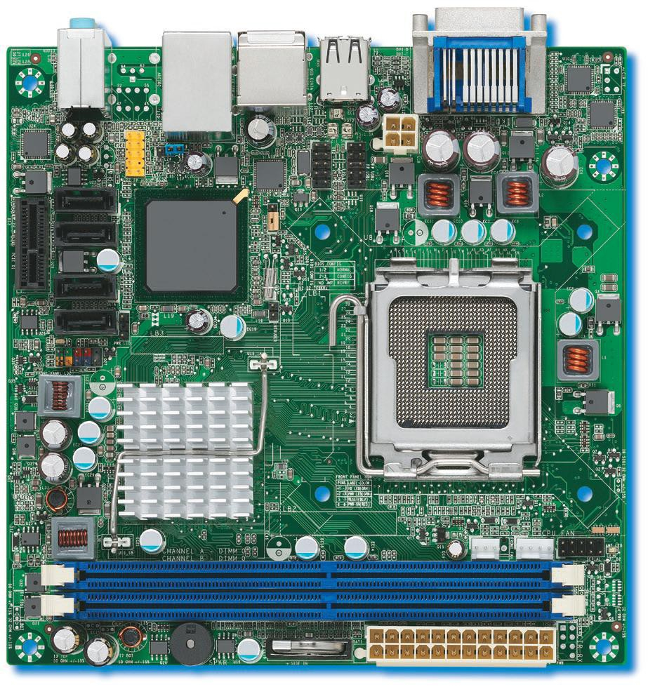 Intel Dq45Ek - Chipset Intel Q45 Express - Echange Standard encequiconcerne Ordinateur 3 Ans