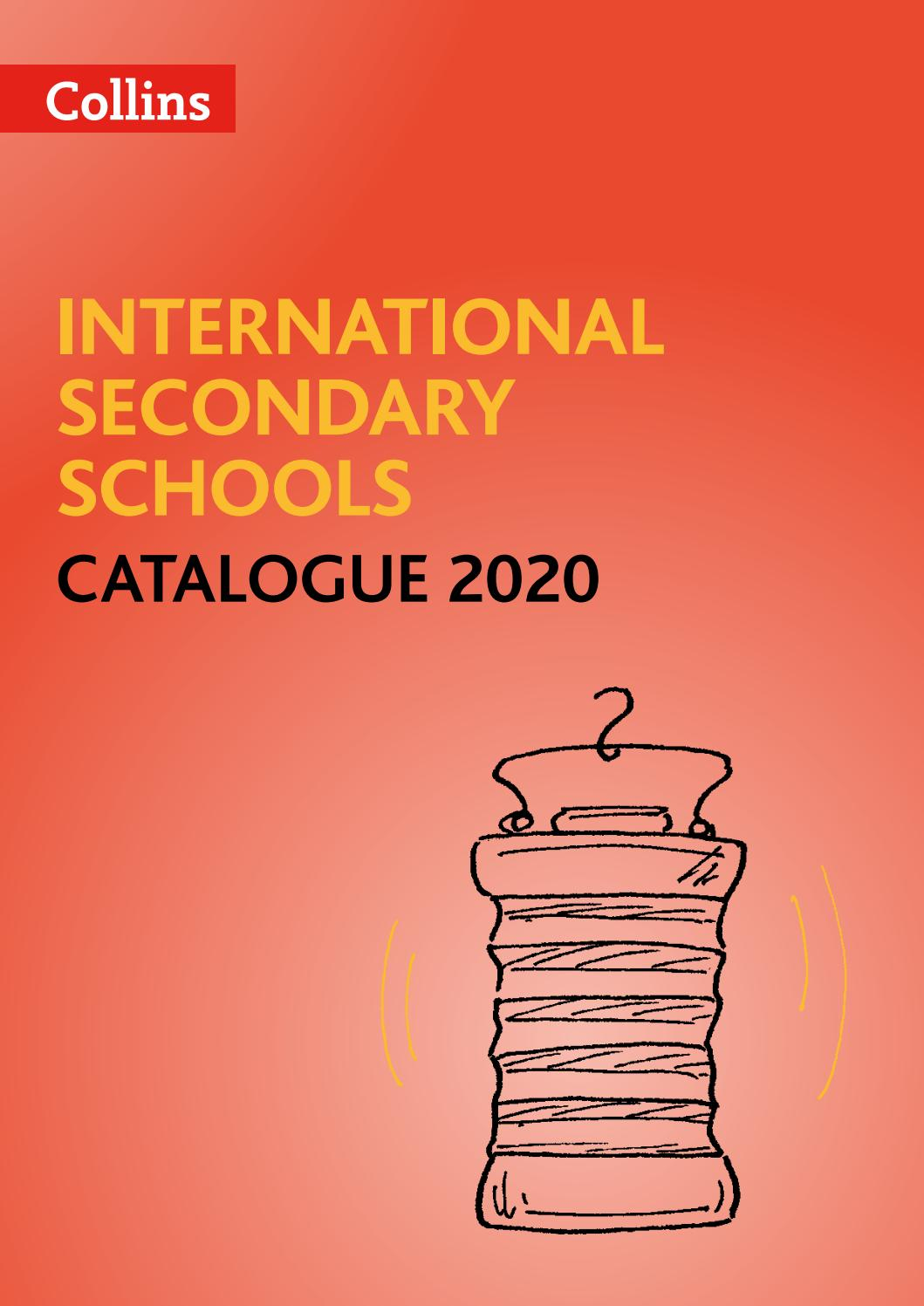 International Secondary Catalogue 2020 By Collins - Issuu dedans Revision Grande Section