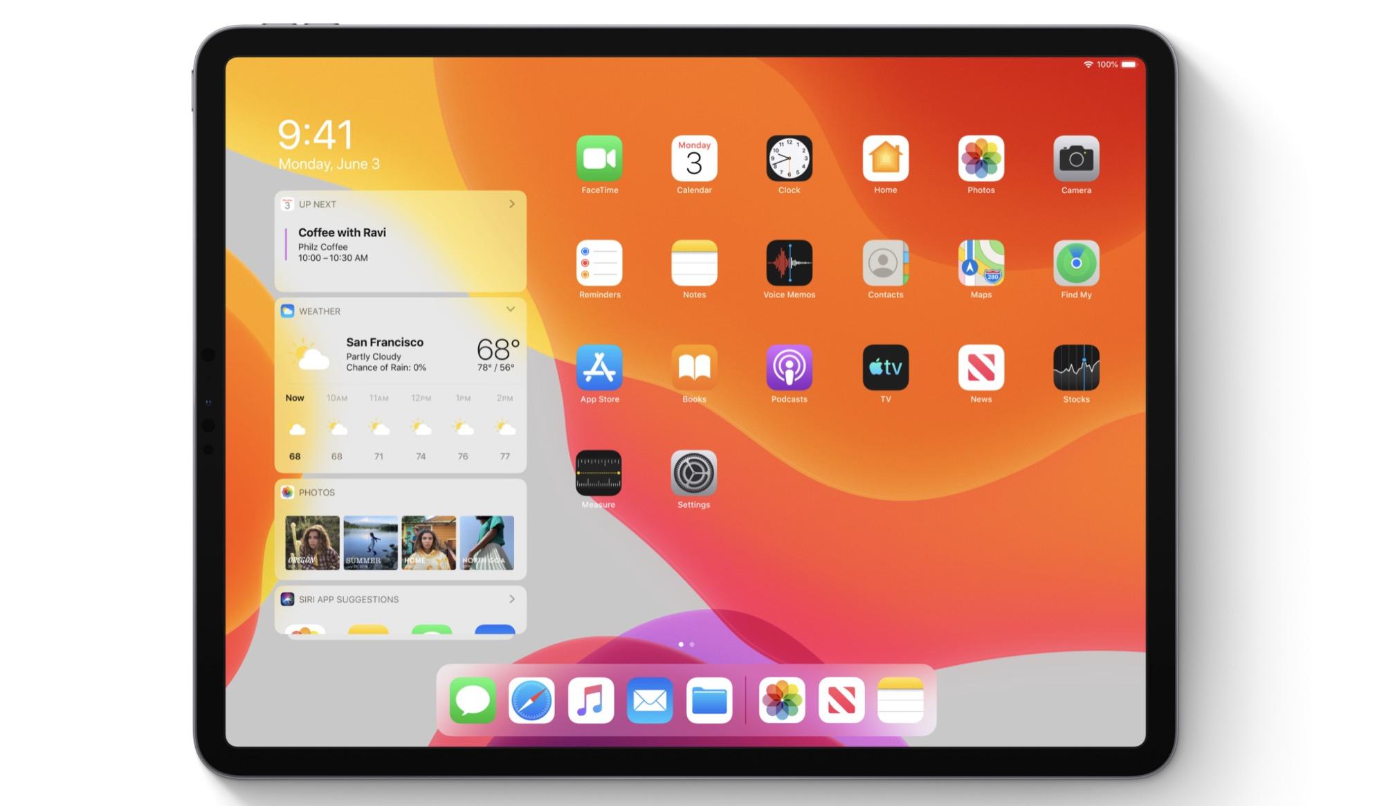 Ipados : 3 Nouveautés Pour Comprendre Comment Apple Veut destiné Tablette Chocolat Dessin