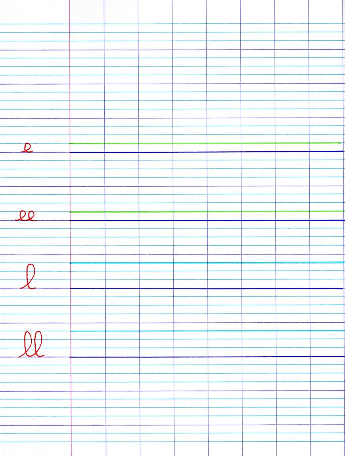 Ipotâme .tâme: Écriture Lettres De L'alphabet Et Chiffres Cp pour Cahier D Écriture Cp Gratuit À Imprimer