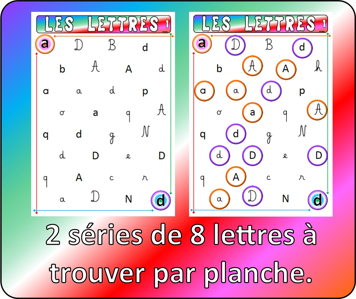 Ipotâme .tâme: Gs Cp Jeu Sur Les Lettres avec Jeux De Lettres À Imprimer