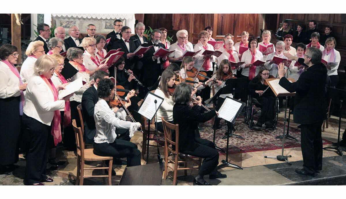 Irigny | L'association Musicale Prône Toutes Les Formes De tout Association De Formes